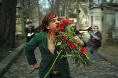 Image from Holy Motors