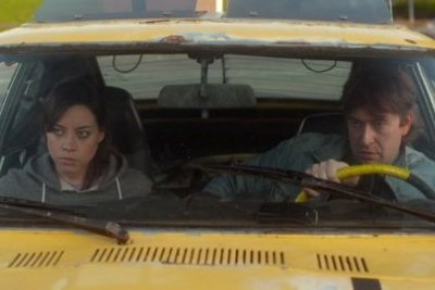 Image from Safety Not Guaranteed