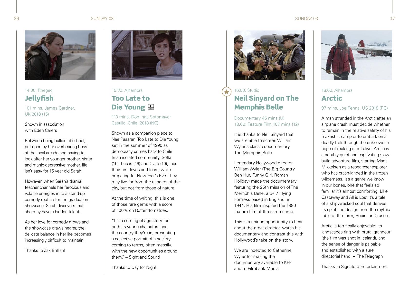 Keswick Film Festival - Brochure
