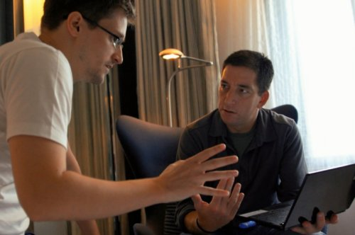 Image from Citizenfour