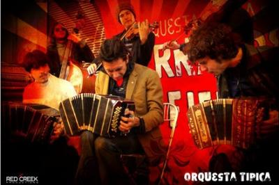 Image from Orquesta Tipica