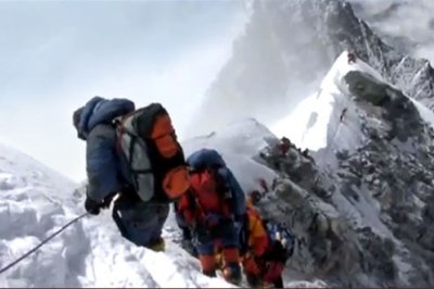 Image from Sherpas, the True Heroes of Everest